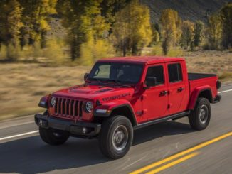 Jeep Gladiator Rubicon Edition launched in Los Angeles Auto Show