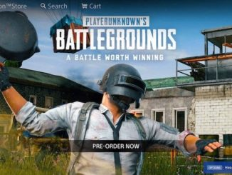 PUBG set to launch on PS4 on 7th December