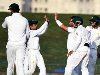 Pakistan named unchanged team for 3rd test against New Zealand