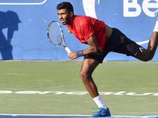 Prajnesh Gunneswaran progresses to the APT Challenger Bengaluru Open 2018