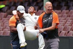 Prithvi Shaw ruled out of 1st Test against Australia