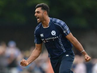 Safyaan Sharif signs for Whitehaven CC