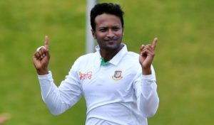Shakib to lead Bangladesh against West Indies