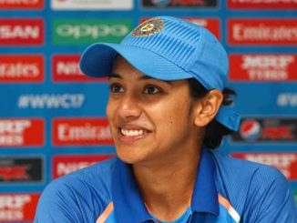 Smriti Mandhana will play for Hobart Hurricanes in WBBL 04