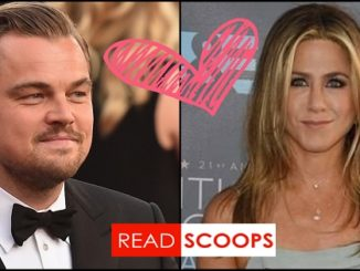 New romance between Leo DiCaprio and Jennifer Aniston