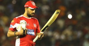Yuvraj SIngh released from the KXIP squad before the IPL 2019 auction