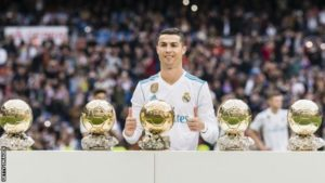 Ballon D'Or 2018 winner to be declared today