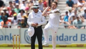Dale Steyn becomes leading wicket taker for South Africa in Tests