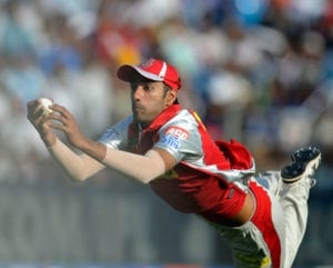 Gurkeerat Singh catch of the tournament in IPL 2013