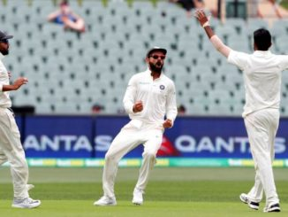 India beat Australia by 31 runs in Adelaide