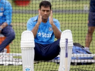 Mahendra-Singh Dhoni returns to the Indian squad