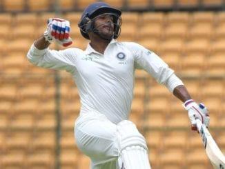 Mayank Agarwal is all set to make his Test debut