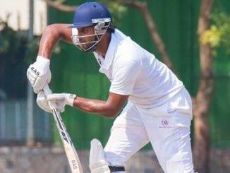 Ruvindu Gunasekera scores second first-class century