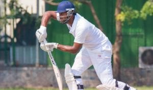 Ruvindu Gunasekera scores second first-class century