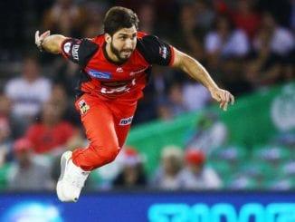 Usman Khan shines in Melbourne Renegades victory