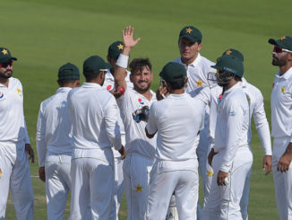 Yasir Shah becomes fastest ever to 200 test wickets