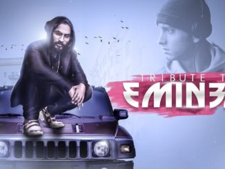 Emiway Bantai is back with a tribute song to EMinem
