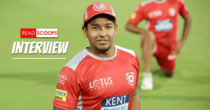 RCB's Akshdeep Nath's exclusive interview with Read Scoops