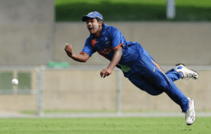 Akshdeep Nath fielding in India U-19 | Read Scoops