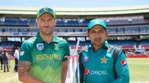 South Africa v Pakistan 2nd ODI fantasy preview