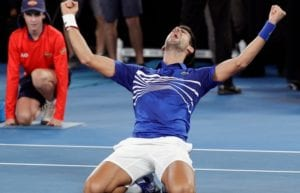 Novak Djokovic wins 2019 Australian Open title
