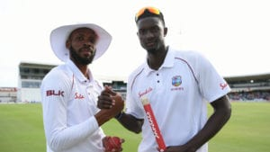 Roston Chase and Jason Holder star in Windies' 381-run win against England