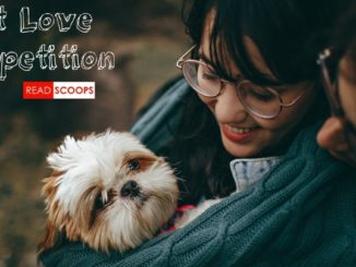 Read Scoops Love Your Pet Day Contest