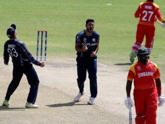 Safyaan Sharif wins Associate Bowling Performance of the Year in ESPNcricinfo Awards