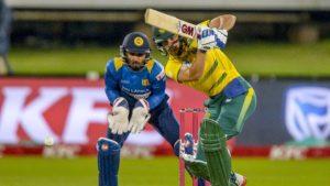 South Africa v Sri Lanka - 1st T20