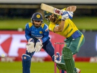 South Africa v Sri Lanka - 1st T20