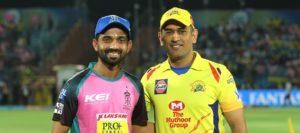 IPL 2019 Match 25 - RR vs CSK fantasy preview