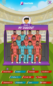 IPL 2019 Match 46 - DC vs RCB Fantasy Team
