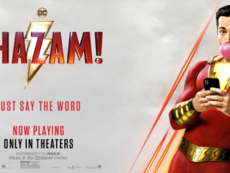 Shazam among movies releasing on 5th April 2019