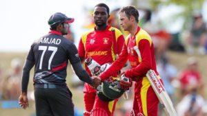 Zimbabwe vs UAE 2nd ODI fantasy preview
