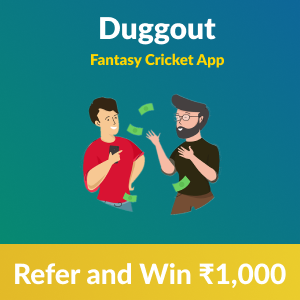 Sign up to DuggOut | Read Scoops