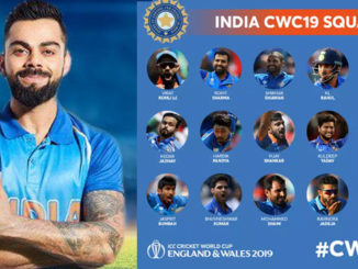 ICC World Cup 2019 - India Team Preview | Read Scoops