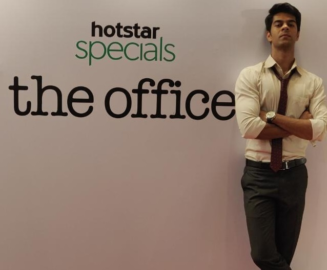 Amit in The Office