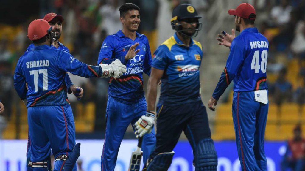 CWC 2019 Match 7 - AFG vs SL Fantasy Preview