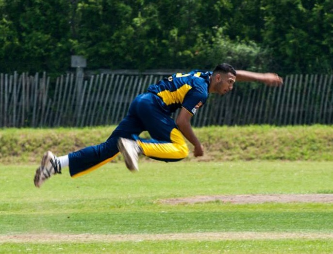 Rayyan Pathan - Vancouver Knights, Read Scoops