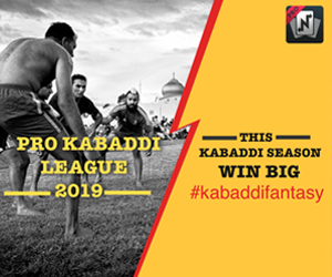 Sign up to Nostragamus and play Kabaddi fantasy