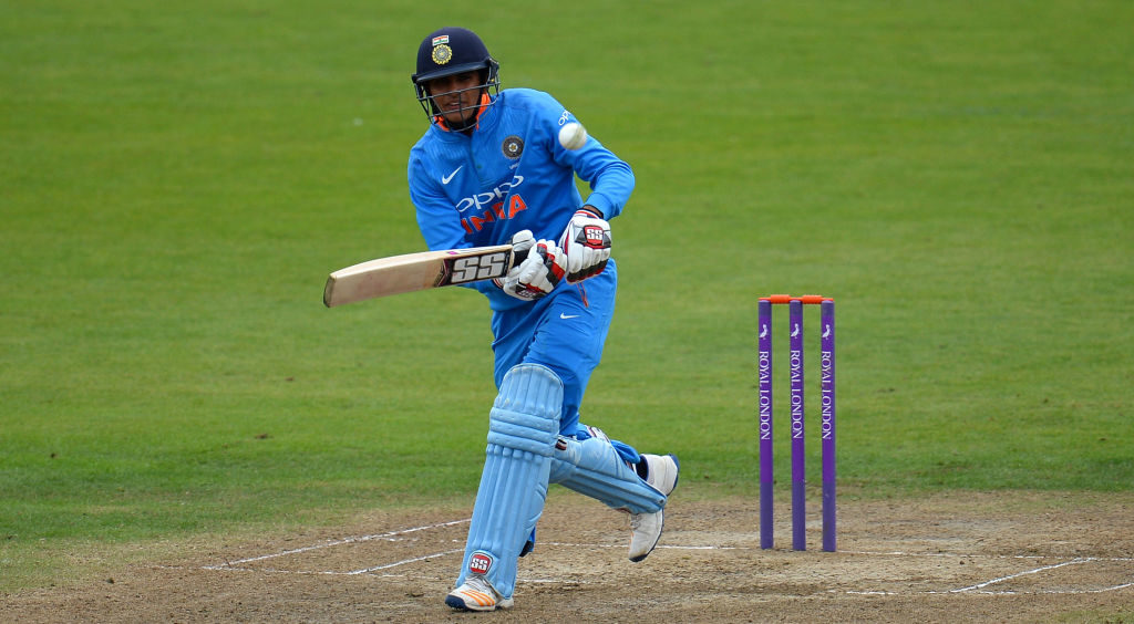 England U19's v India U19's - 4th ODI