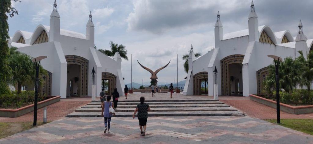 Langkawi Eagle Square - Dataran Lang