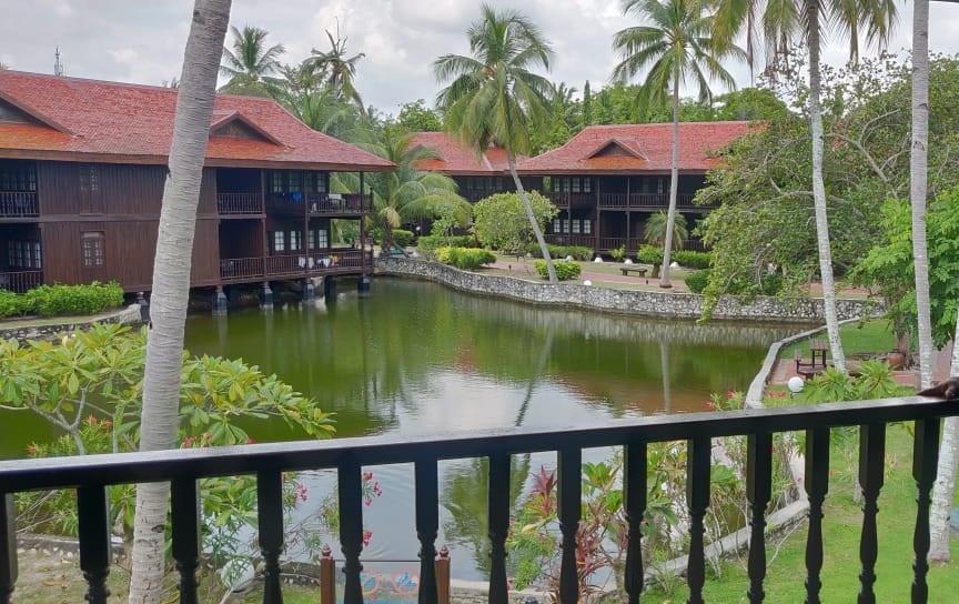Meritus Pelangi Langkawi - lake view room