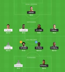 EPL 2019/20: Liverpool v Newcastle United Fantasy Preview