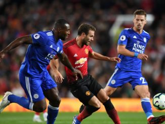 EPL 2019/20: Manchester United vs Leicester City
