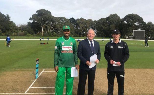 NZ U19 vs BAN U19 2019 - 3rd ODI Fantasy Preview