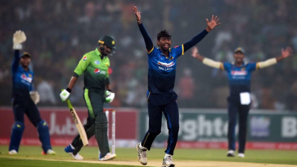 PAK vs SL 2019 - 1st T20 Fantasy Preview