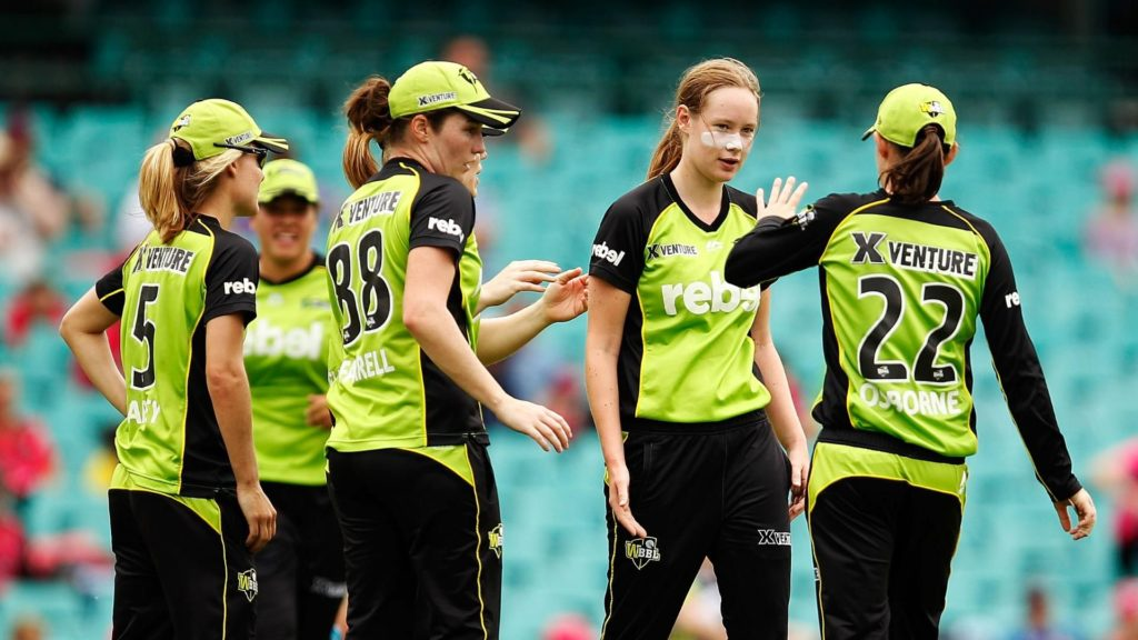 WBBL 2019 Match 1 - ST-W vs SS-W Fantasy Preview