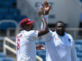 Rahkeem Cornwall gets 7-fer against Afghanistan