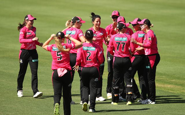 WBBL 2019 Match 32 - MSW vs BHW